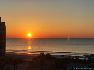 3 23 18 Sunrise in Myrtle Beach SC (3 of 4)