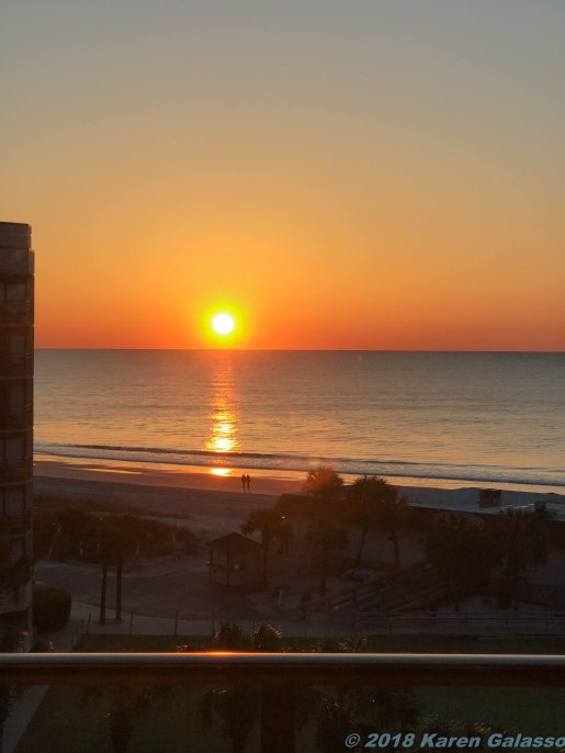 3 23 18 Sunrise in Myrtle Beach SC (4 of 4)