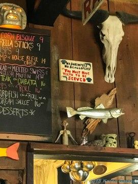 4 9 18 Day 2 Montauk NY -The Dock- restaurant (8 of 8)