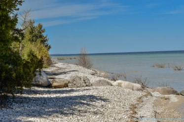 5 12 18 Mackinaw City MI McGulpin Point Rock (5 of 28)