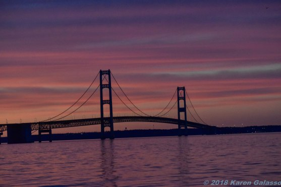 5 12 18 Mackinaw City Sunset at Wawatam Park & Gary R Williams Memorial Park (15 of 15)