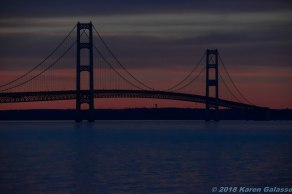 5 12 18 Mackinaw City Sunset at Wawatam Park & Gary R Williams Memorial Park (5 of 15)