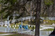 5 13 18 Mackinac Island MI Post Cemetary & Skull Cave (2 of 3)