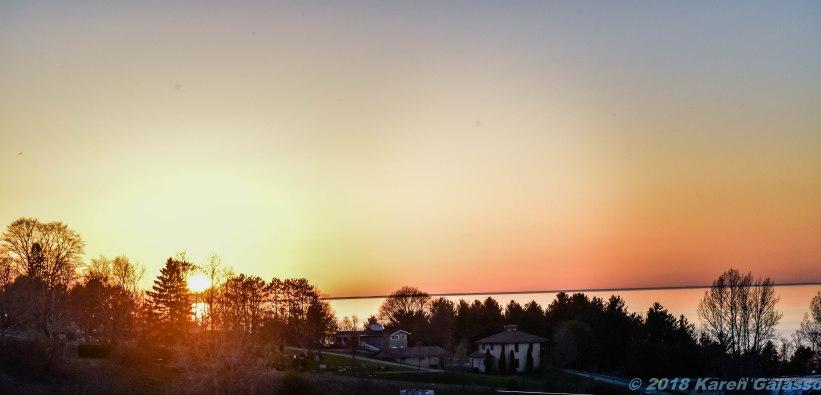 5 13 18 Petoskey MI sunset (3 of 10)
