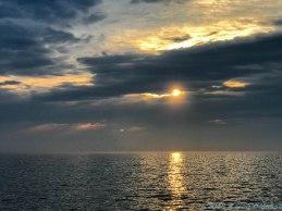 5 14 18 Petoskey MI Bayfront Park sunset #2 (10 of 12)