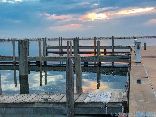 5 14 18 Petoskey MI Bayfront Park sunset #2 (26 of 47)