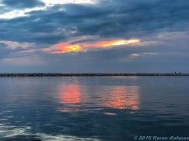5 14 18 Petoskey MI Bayfront Park sunset #2 (29 of 47)