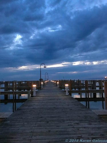 5 14 18 Petoskey MI Bayfront Park sunset #2 (40 of 47)