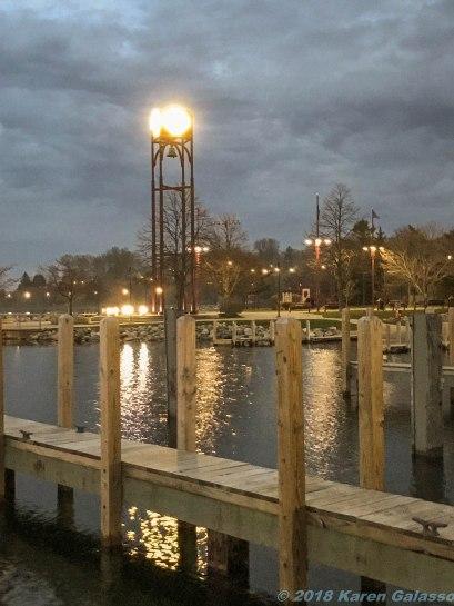 5 14 18 Petoskey MI Bayfront Park sunset #2 (46 of 47)