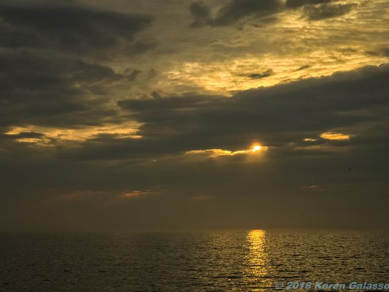 5 14 18 Petoskey MI Bayfront Park sunset #2 (7 of 47)