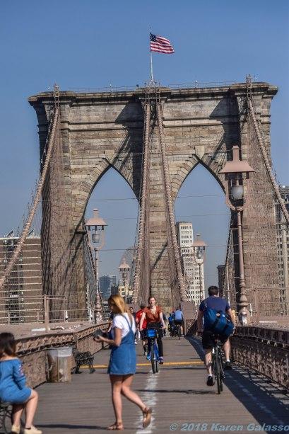 5 3 18 Brooklyn Bridge Traffic (6 of 8)
