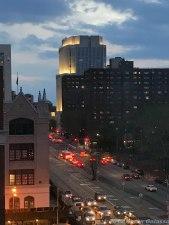 5 3 18 Brooklyn dusk from my hotel room (1 of 3)