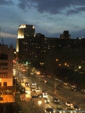 5 3 18 Brooklyn dusk from my hotel room (2 of 3)