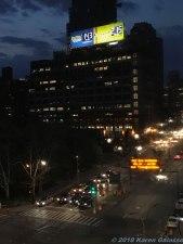 5 3 18 Brooklyn dusk from my hotel room (3 of 3)