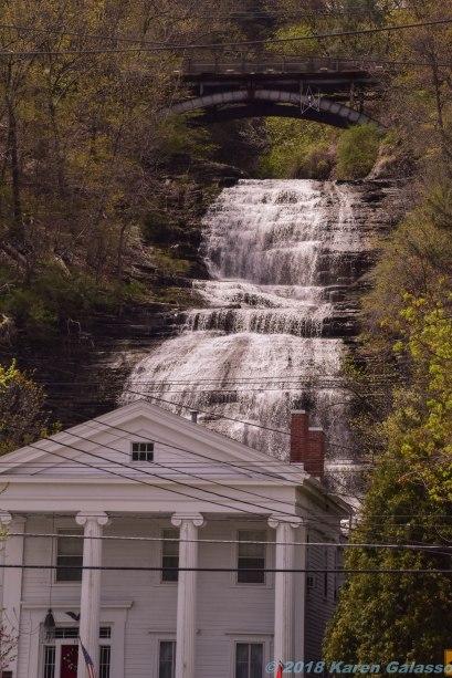 5 8 18 Montour Falls aka She-Qua-Fa Falls Montour Falls NY (1 of 11)