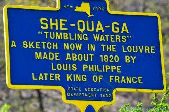 5 8 18 Montour Falls aka She-Qua-Fa Falls Montour Falls NY (5 of 11)