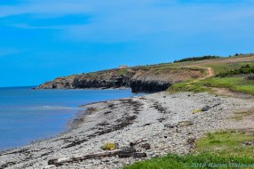 6 23 18 Low Point Light and surrounding beach Sydney Cape Breton NS (8 of 18)