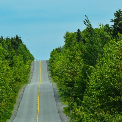 6 23 18 On the road from Baddeck, NS to Sydney NS Cape Breton (2 of 26)