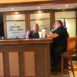 6 25 18 Social Hour at the Hampton Inn Moncton NB (1 of 1)