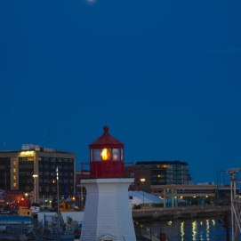 6 26 18 Around Saint John Harbor-Pier before during & after sunset (43 of 49)