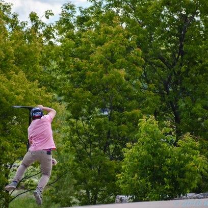 6 26 18 Riverfront Park, Honour Garden, Tidal Bore & Skate Park Moncton NB #3 (1 of 34)