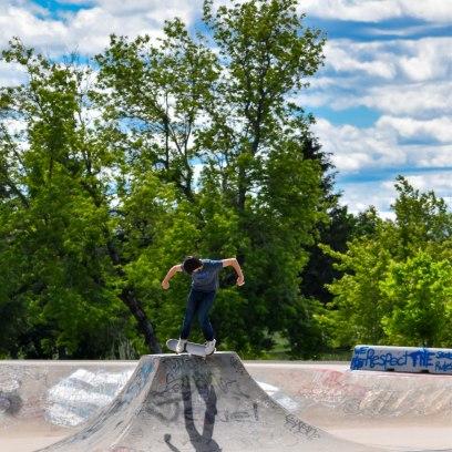 6 26 18 Riverfront Park, Honour Garden, Tidal Bore & Skate Park Moncton NB #3 (12 of 34)