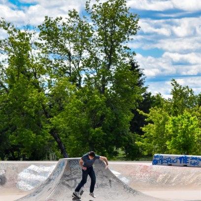 6 26 18 Riverfront Park, Honour Garden, Tidal Bore & Skate Park Moncton NB #3 (13 of 34)
