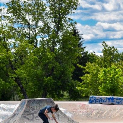 6 26 18 Riverfront Park, Honour Garden, Tidal Bore & Skate Park Moncton NB #3 (14 of 34)