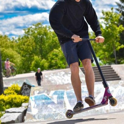 6 26 18 Riverfront Park, Honour Garden, Tidal Bore & Skate Park Moncton NB #3 (15 of 34)