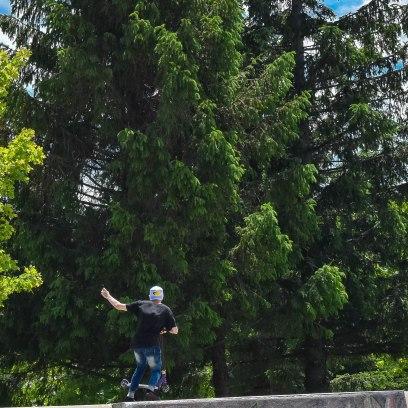 6 26 18 Riverfront Park, Honour Garden, Tidal Bore & Skate Park Moncton NB #3 (18 of 34)