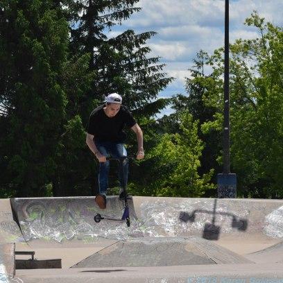 6 26 18 Riverfront Park, Honour Garden, Tidal Bore & Skate Park Moncton NB #3 (19 of 34)