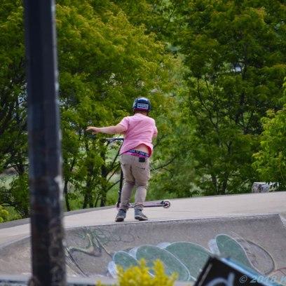 6 26 18 Riverfront Park, Honour Garden, Tidal Bore & Skate Park Moncton NB #3 (2 of 34)