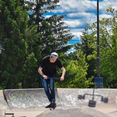 6 26 18 Riverfront Park, Honour Garden, Tidal Bore & Skate Park Moncton NB #3 (20 of 34)