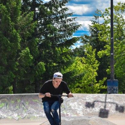6 26 18 Riverfront Park, Honour Garden, Tidal Bore & Skate Park Moncton NB #3 (21 of 34)