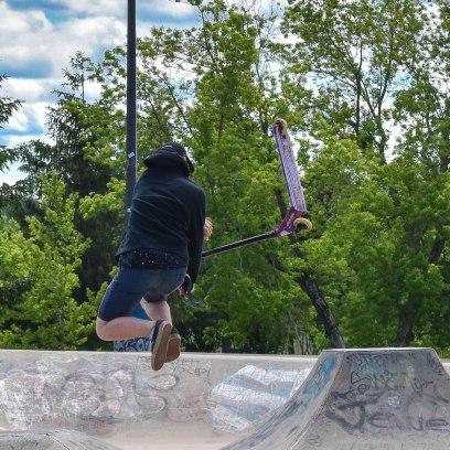 6 26 18 Riverfront Park, Honour Garden, Tidal Bore & Skate Park Moncton NB #3 (24 of 34)