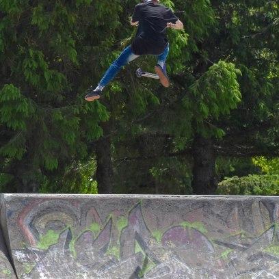 6 26 18 Riverfront Park, Honour Garden, Tidal Bore & Skate Park Moncton NB #3 (26 of 34)
