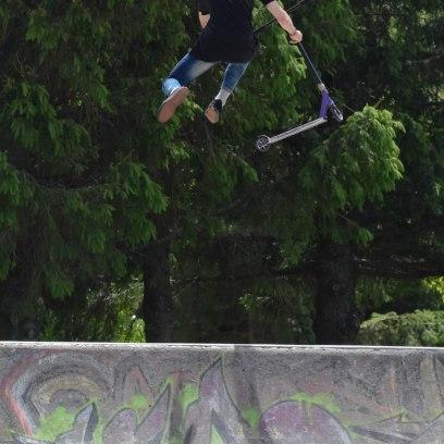 6 26 18 Riverfront Park, Honour Garden, Tidal Bore & Skate Park Moncton NB #3 (27 of 34)