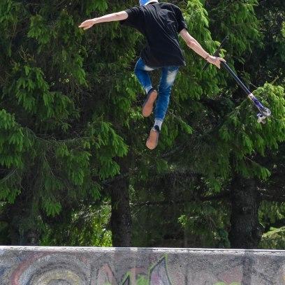 6 26 18 Riverfront Park, Honour Garden, Tidal Bore & Skate Park Moncton NB #3 (28 of 34)