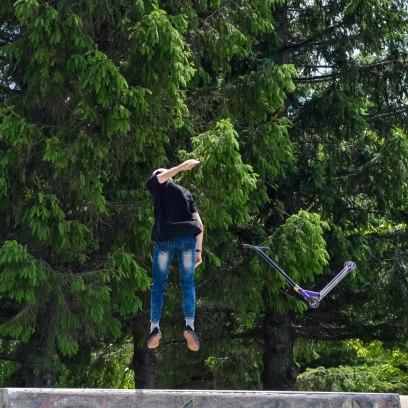 6 26 18 Riverfront Park, Honour Garden, Tidal Bore & Skate Park Moncton NB #3 (29 of 34)