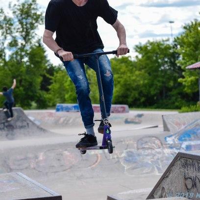 6 26 18 Riverfront Park, Honour Garden, Tidal Bore & Skate Park Moncton NB #3 (3 of 34)