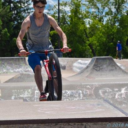6 26 18 Riverfront Park, Honour Garden, Tidal Bore & Skate Park Moncton NB #3 (30 of 34)