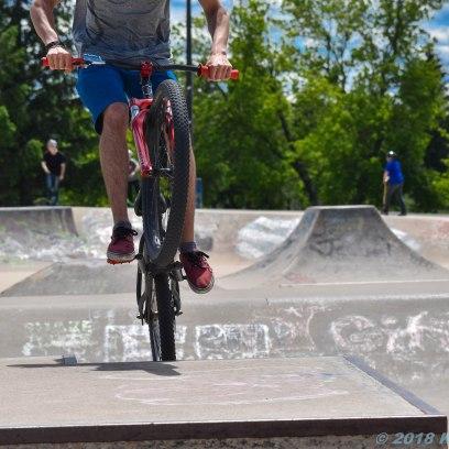 6 26 18 Riverfront Park, Honour Garden, Tidal Bore & Skate Park Moncton NB #3 (31 of 34)