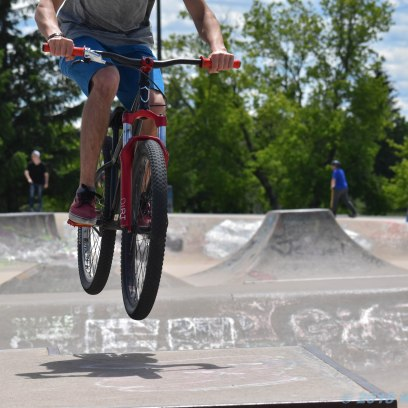 6 26 18 Riverfront Park, Honour Garden, Tidal Bore & Skate Park Moncton NB #3 (32 of 34)
