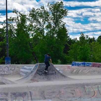 6 26 18 Riverfront Park, Honour Garden, Tidal Bore & Skate Park Moncton NB #3 (5 of 34)