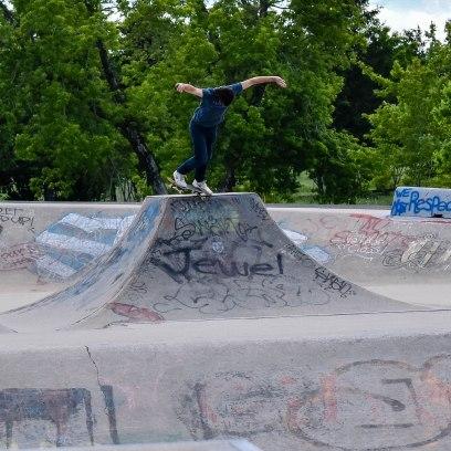 6 26 18 Riverfront Park, Honour Garden, Tidal Bore & Skate Park Moncton NB #3 (6 of 34)