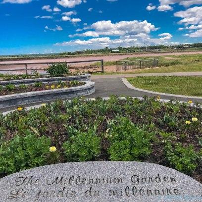 6 26 18 Riverfront Park, Honour Garden, Tidal Bore & Skate Park Moncton NB (4 of 16)
