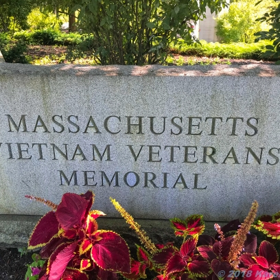 8 26 18 Massachusetts Vietnam Veterans Memorial Worcester MA #2 (2 of 21)