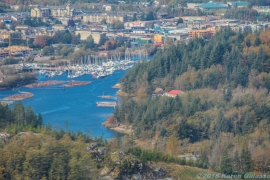 10 11 18 Sea to Sky Gondola Ride & view Squamish BC Canada (3 of 33)