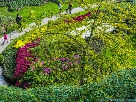 10 12 18 Sunken Garden at Butchart Gardens Vancouver Island BC Canada (2 of 6)