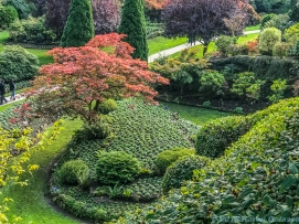 10 12 18 Sunken Garden at Butchart Gardens Vancouver Island BC Canada (3 of 6)